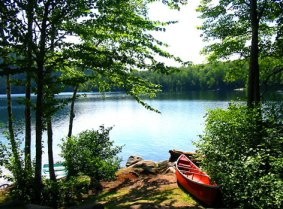 Russell Pond, NH