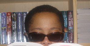 Dru Ann reading