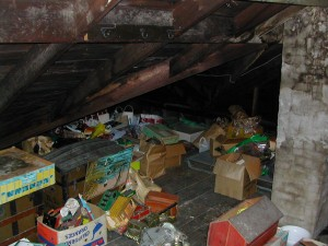 The Mess in the Attic