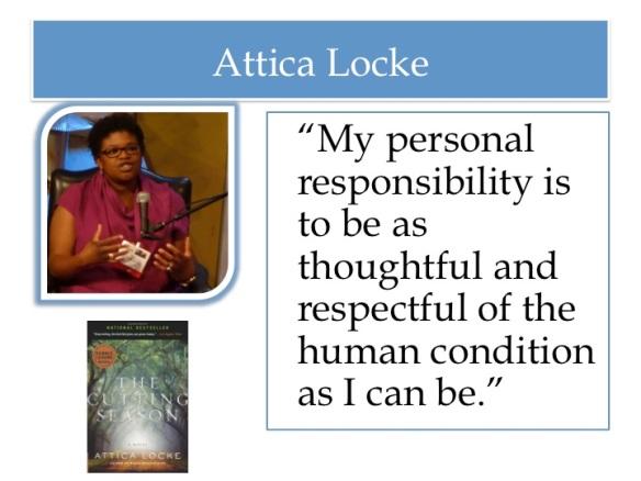 Attica Locke
