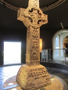 The Clonmacnoise High Cross