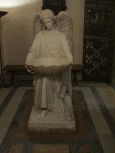 The angel font