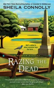 Cover Razing the Dead