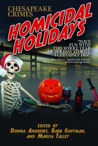 Homicidal Holidays cover