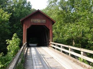 beanblossom covered bridge
