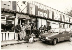Connolly's of Leap, back in the day