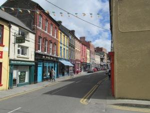 Skibbereen's main street
