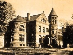 Maxwell Hall, IU  Bloomington