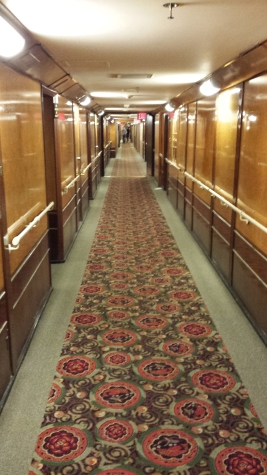 Hallway on B Deck