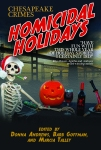 Homicidal Holidays cover