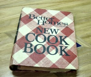 better homes and garden cookbook