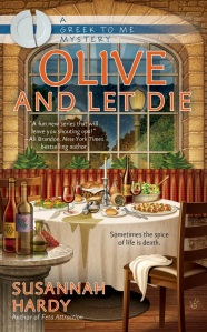 Olive and Let Die Cover
