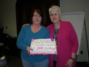 Christie Capers co-founders Janet Lomba and Eileen