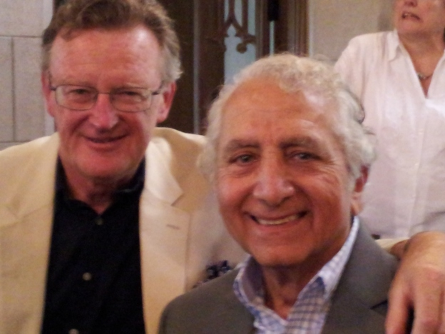 Bill Martin and Gary Braver