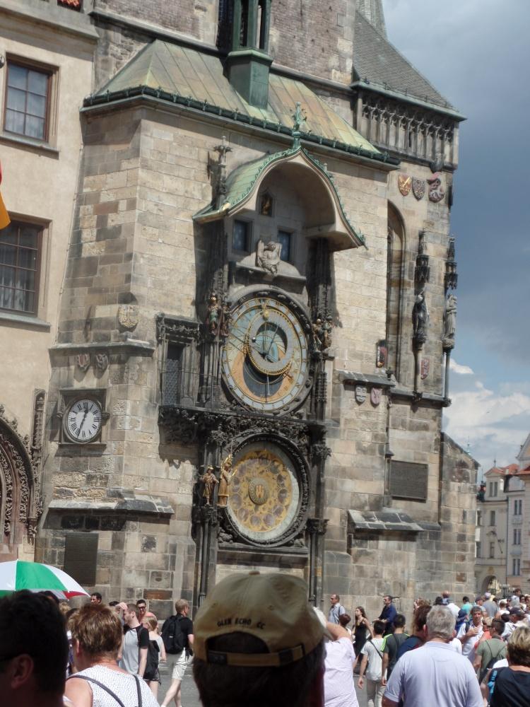astronomical clock Prague