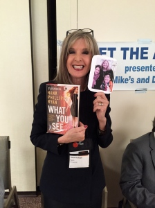 The Wickeds are always happy to see Hank Phillippi Ryan.
