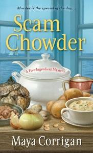 Scam Chowder Cover3
