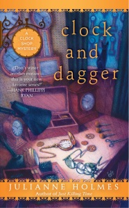 Clock and Dagger cover