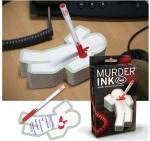 MurderInk notepad