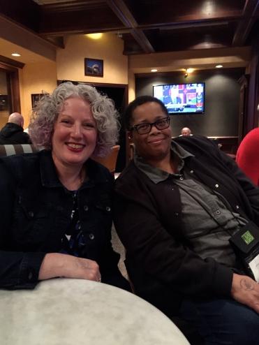 Julie and Dru Ann Love