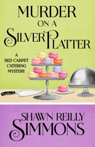 MURDER SILVER PLATTER cover