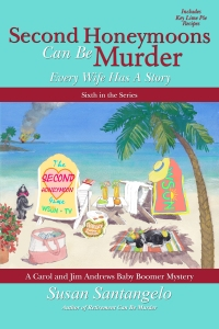 Second Honeymoons Can Be Murder Final Cover