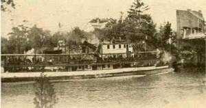 Steamyacht