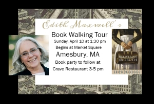 Edith's Book Tour
