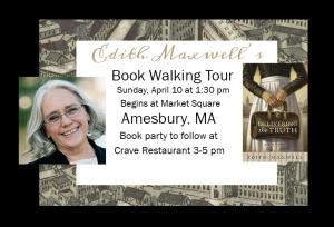 Edith's Book Tour