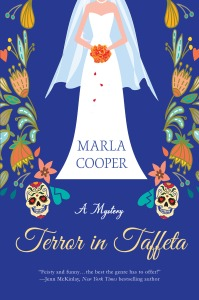 terror in taffeta book cover