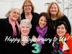 3rd Blogiversary! (1)