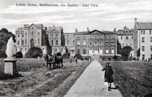 Loreto_Abbey_early_1900s