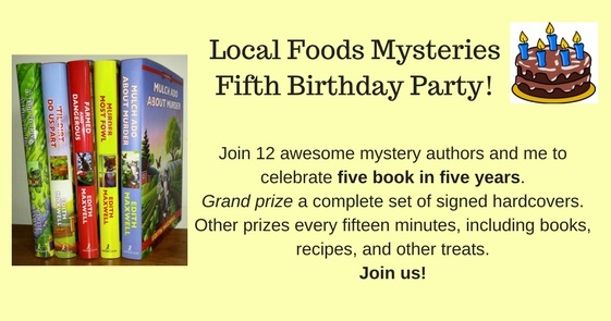 LOCAl Foods birthday party