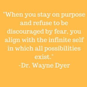 Dyer Quote
