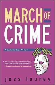 March of Crime Lourey