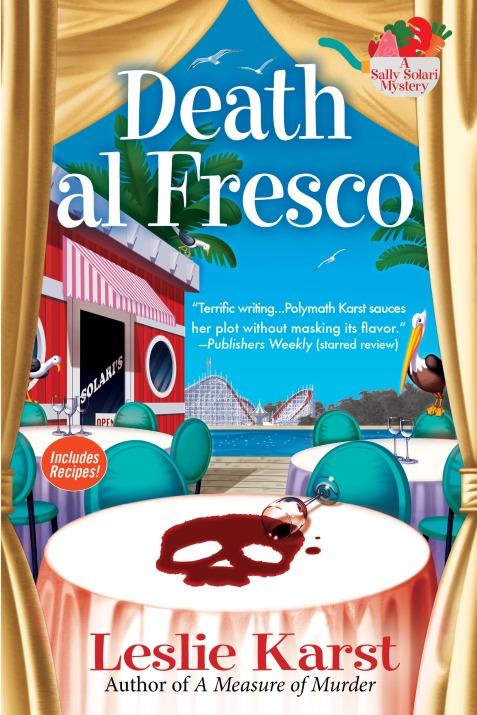 Death al Fresco cover