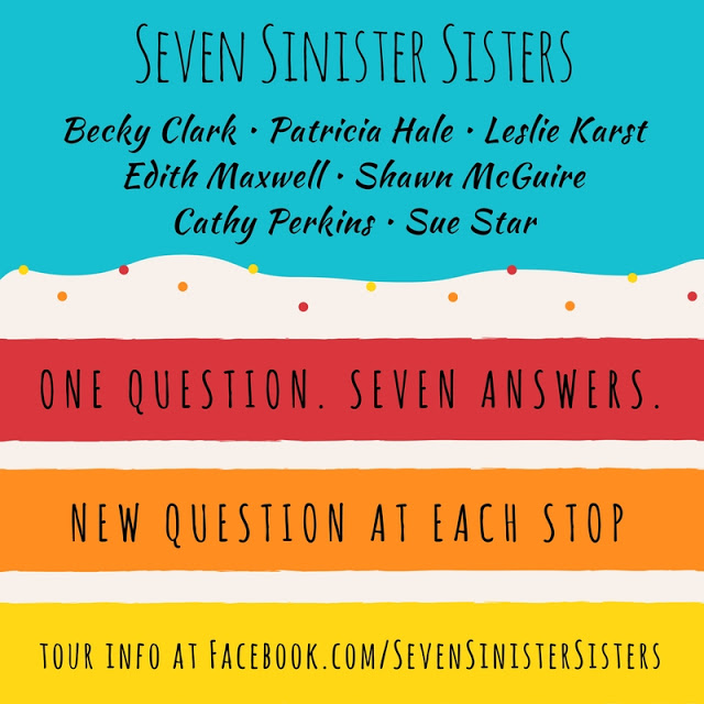 Tour graphic Seven Sinister Sisters