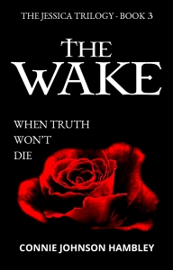 THE WAKE - FRONT COVER