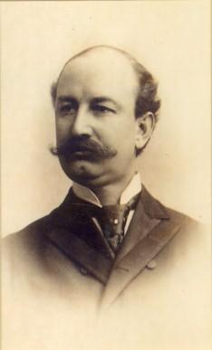 Silas Abbott Barton ca 1890