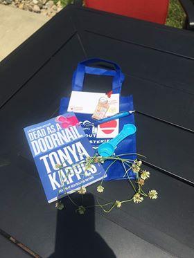 Tonya giveaway