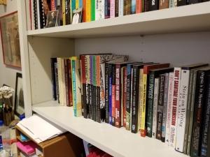 Writer's Bookshelf