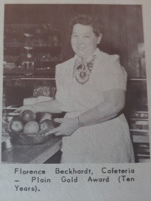 Florence Beckhardt