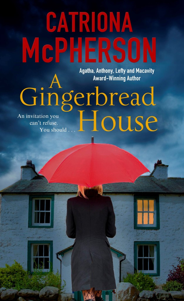 cover of A GINGERBREAD HOUSE