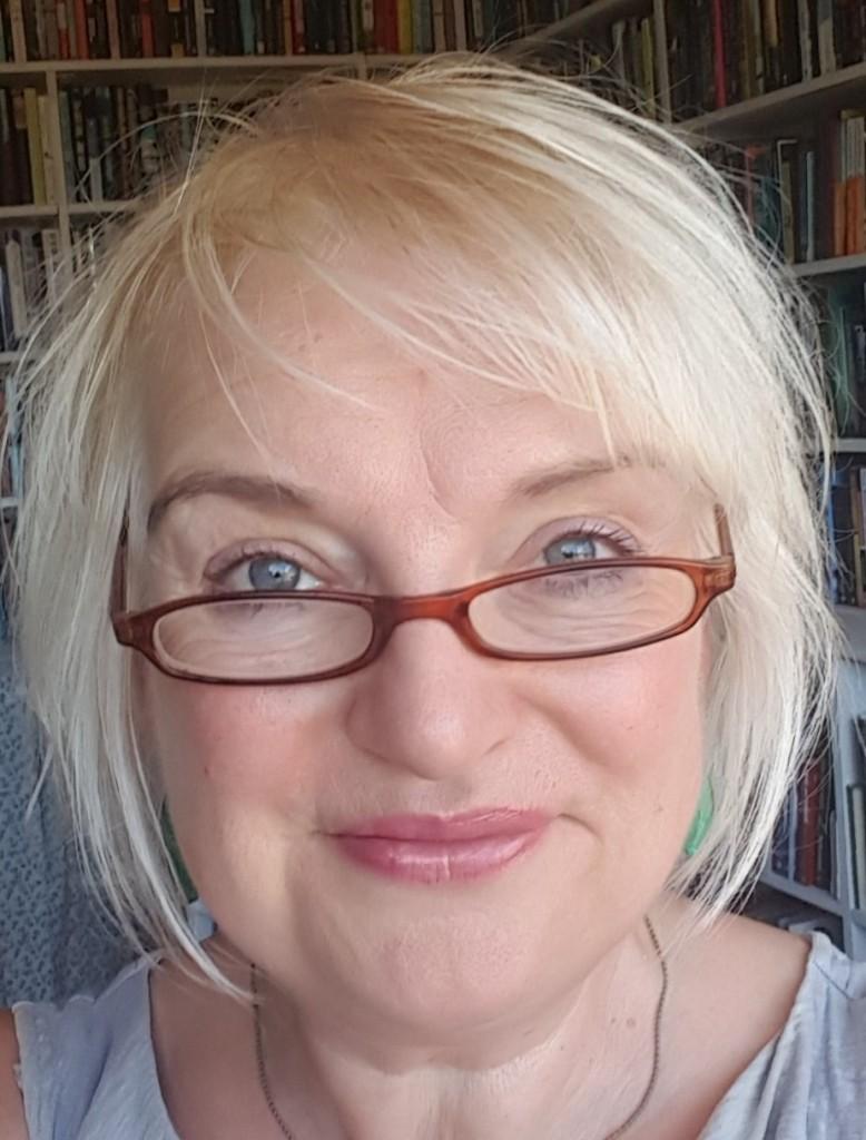 headshot of Catriona McPherson